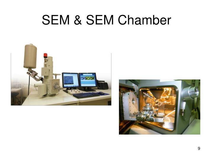 SEM & SEM Chamber