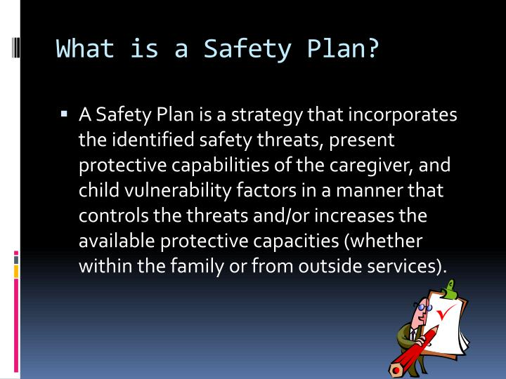 What is a Safety Plan?