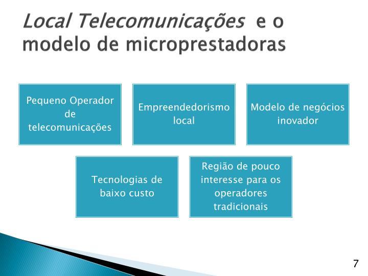 Local Telecomunicações