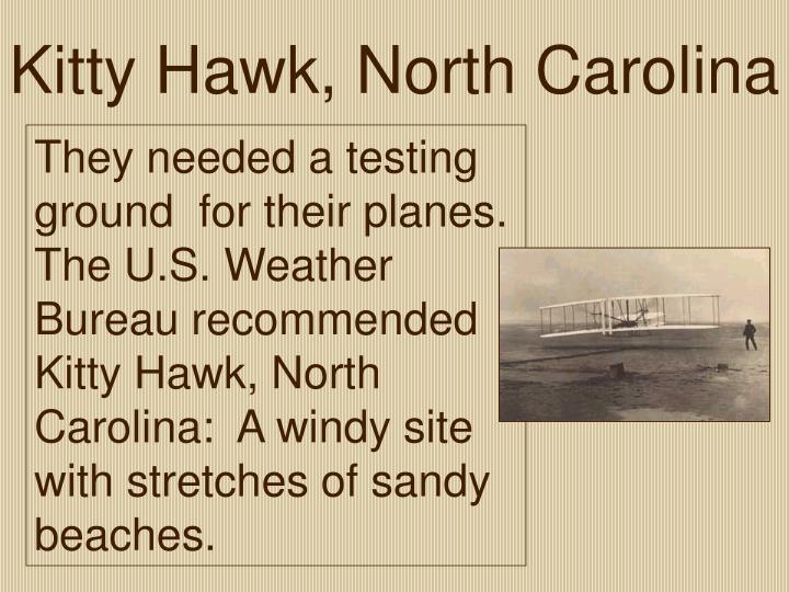 Kitty Hawk, North Carolina