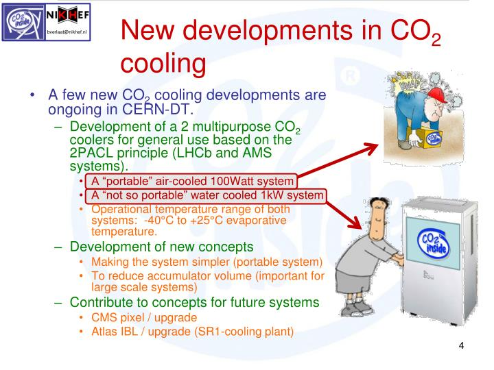 New developments in CO