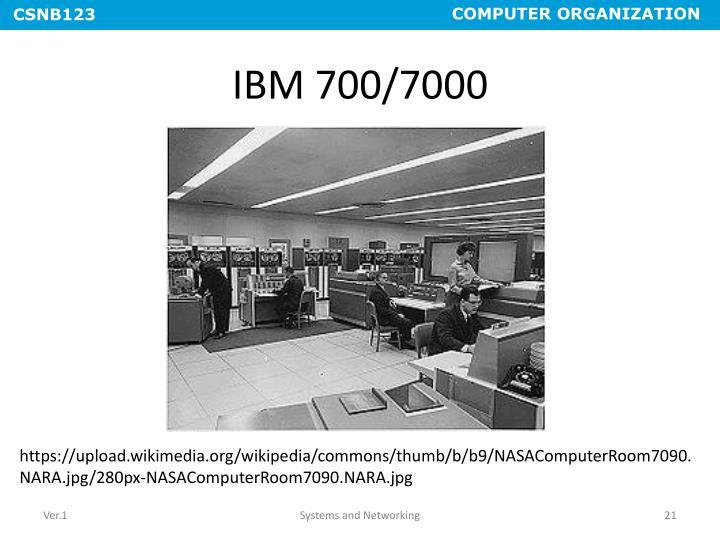 IBM 700/7000
