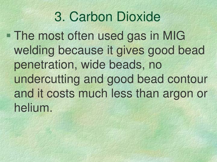 3. Carbon Dioxide