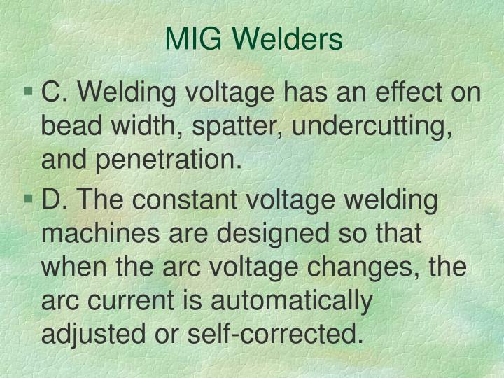 MIG Welders