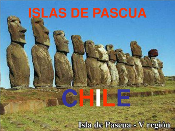 ISLAS DE PASCUA