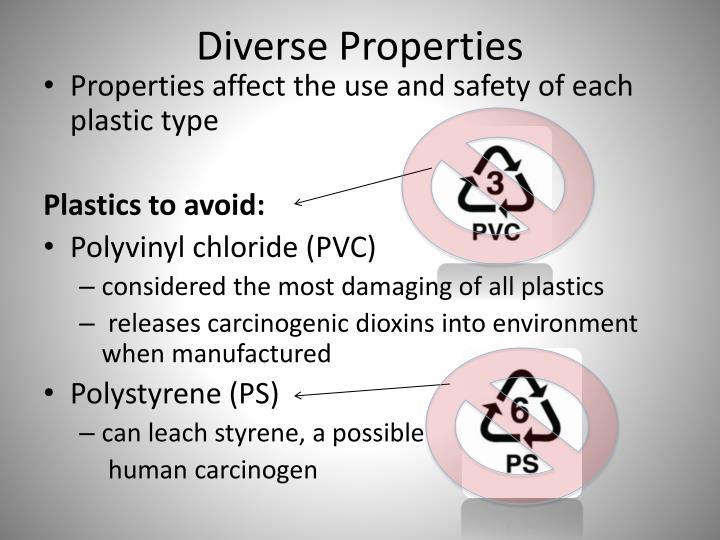 Diverse Properties