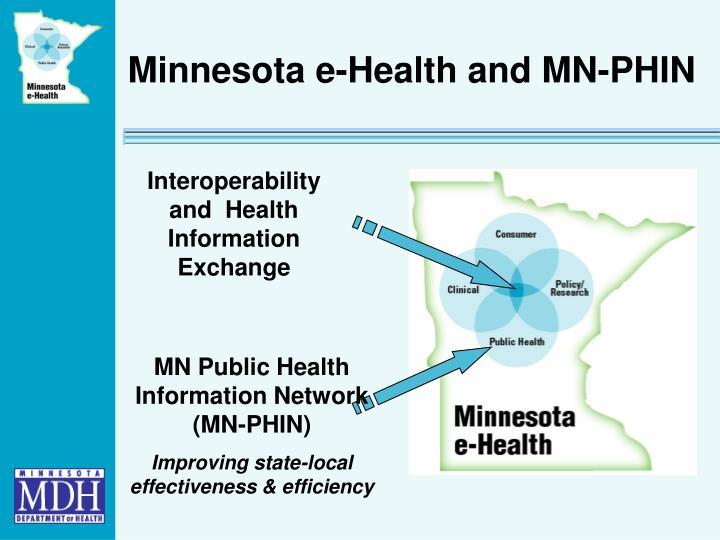Interoperability and  Health Information Exchange