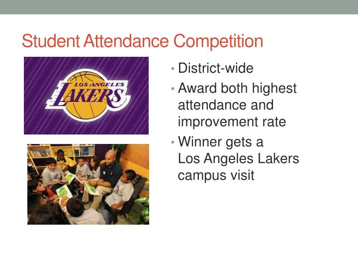 Student Attendance Competition