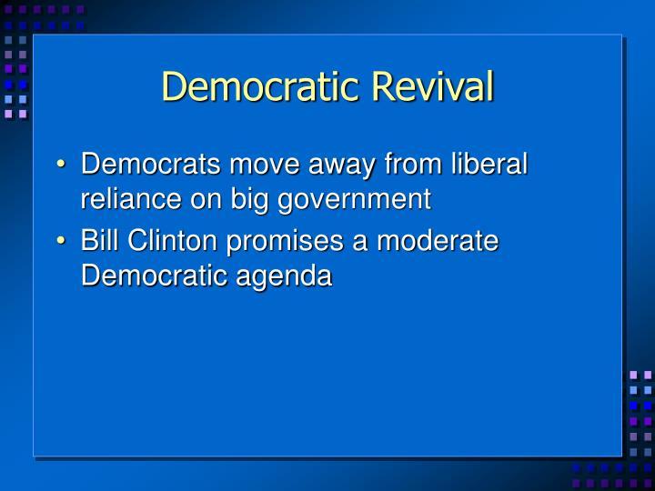 Democratic Revival