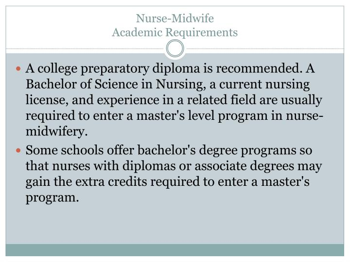 Nurse-Midwife