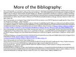 more of the bibliography1