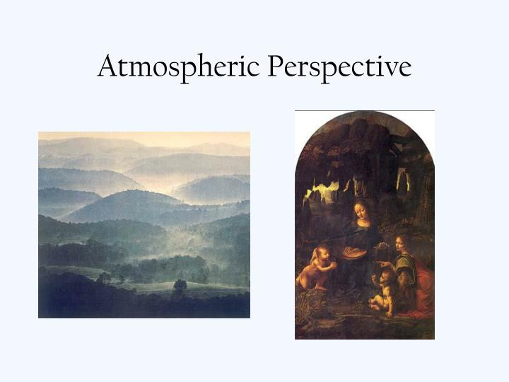 Atmospheric Perspective