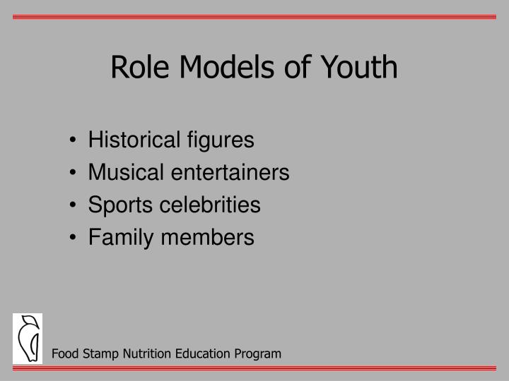 Role Models of Youth