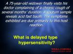 what is delayed type hypersensitivity