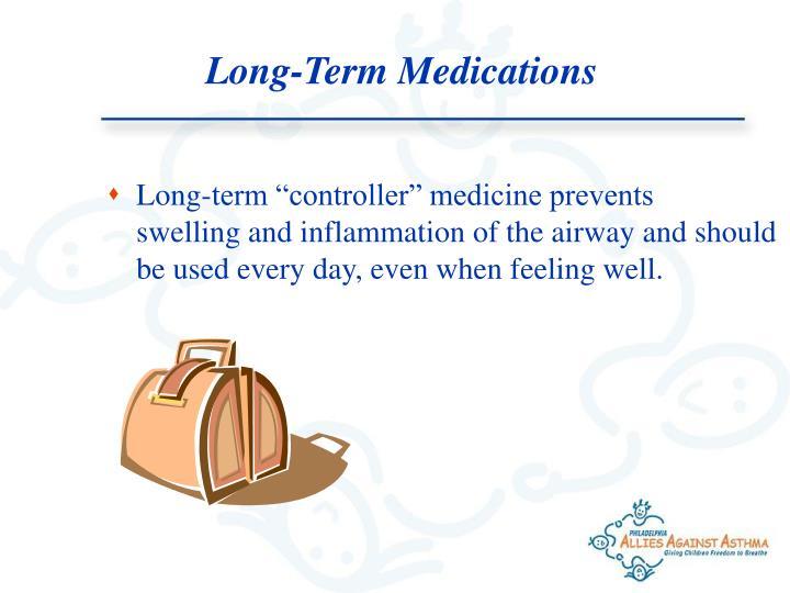 Long-Term Medications