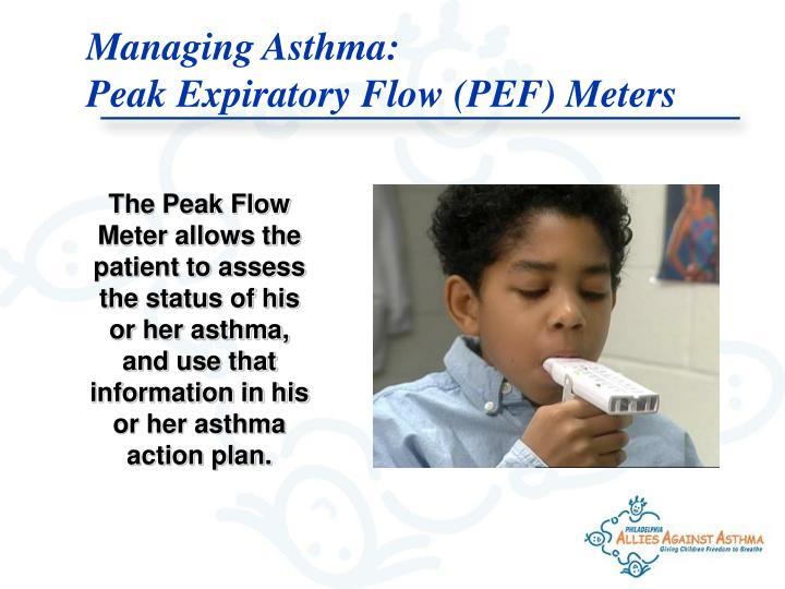 Managing Asthma:
