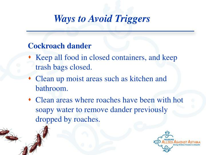 Ways to Avoid Triggers