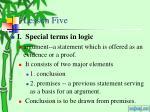 lesson five1