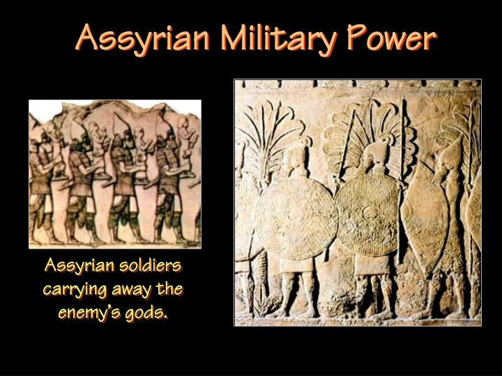 Assyrian Military Power