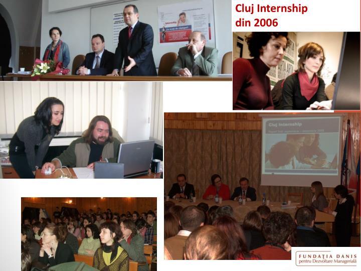 Cluj Internship