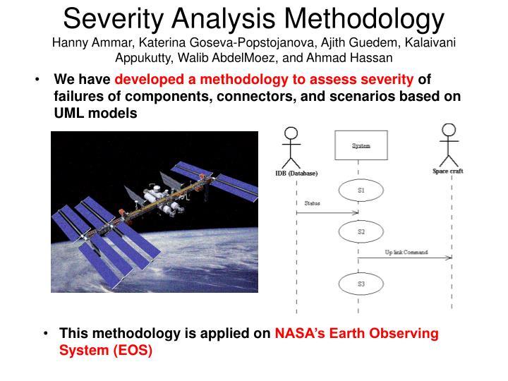 Severity Analysis Methodology