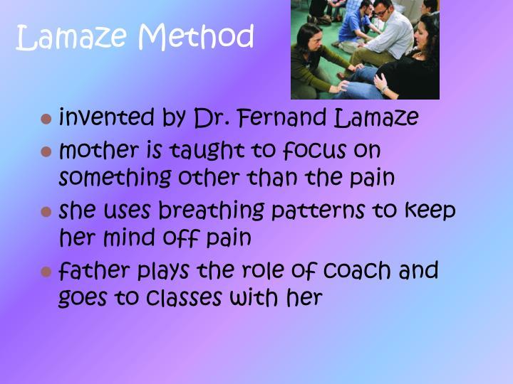 Lamaze Method