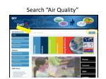 search air quality