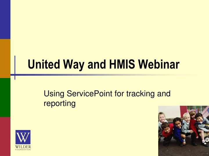 united way and hmis webinar