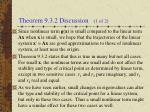 theorem 9 3 2 discussion 1 of 2