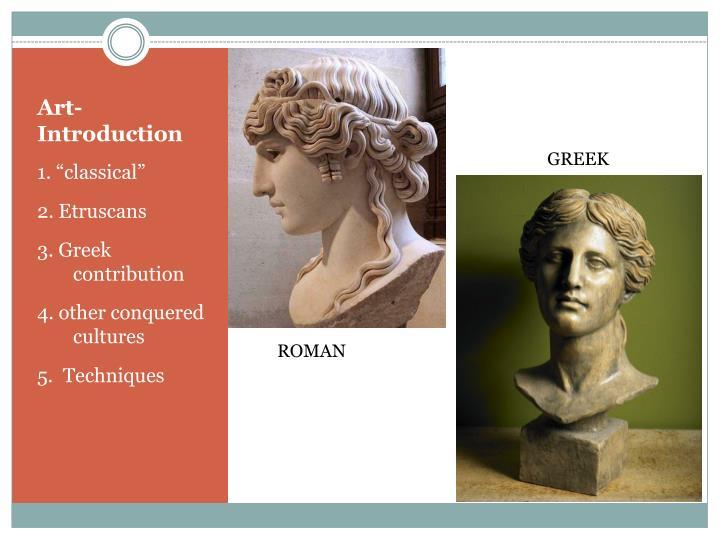 Art-Introduction