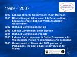 1999 2007