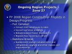 ongoing region projects zone 271