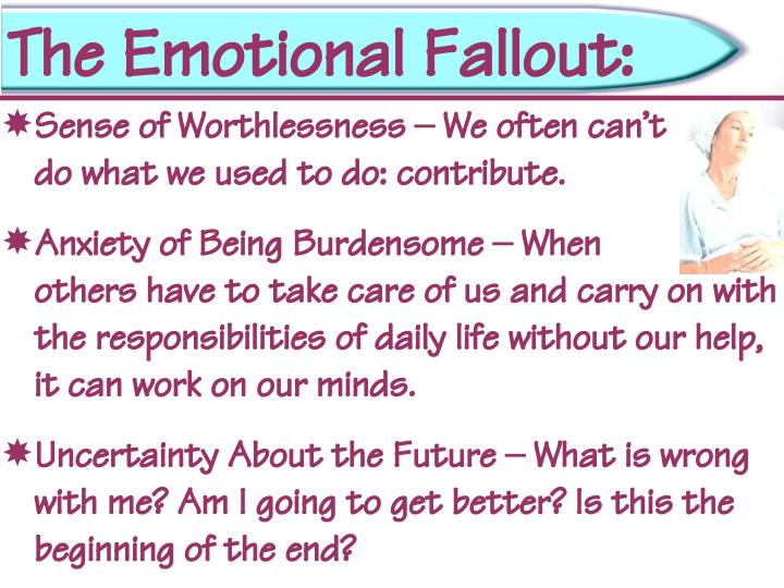 The Emotional Fallout: