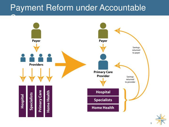Payment Reform under Accountable Care