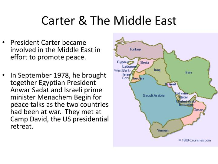 Carter & The Middle East