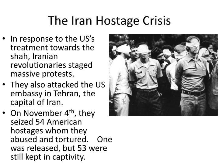 The Iran Hostage Crisis