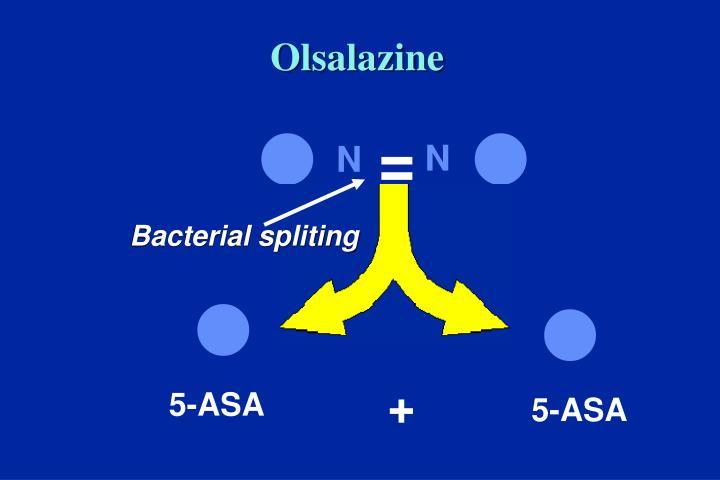Olsalazine
