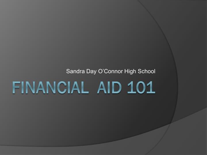 Sandra Day O'Connor High School