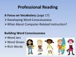 professional reading7