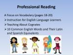 professional reading9