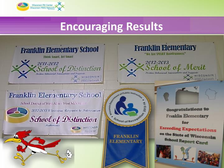 Encouraging Results
