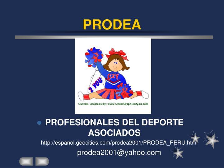 PRODEA