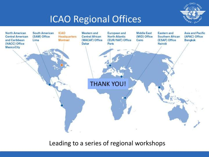 ICAO Regional Offices