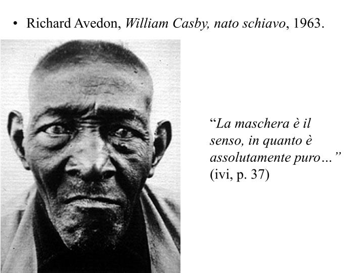 Richard Avedon,