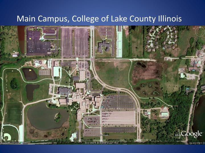 Main Campus, College of Lake County Illinois