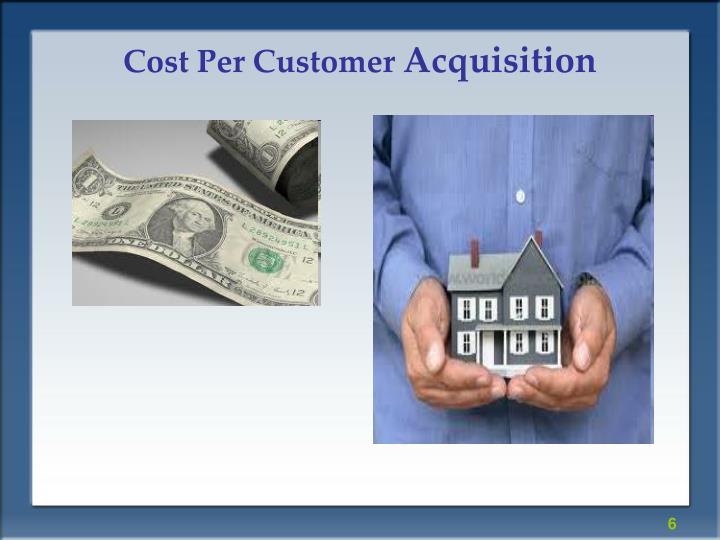 Cost Per Customer