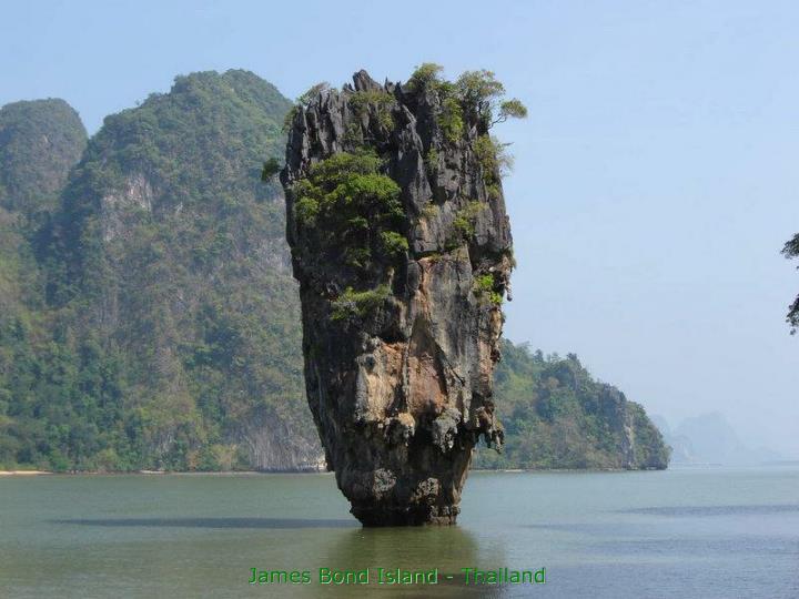 James Bond Island - Thailand