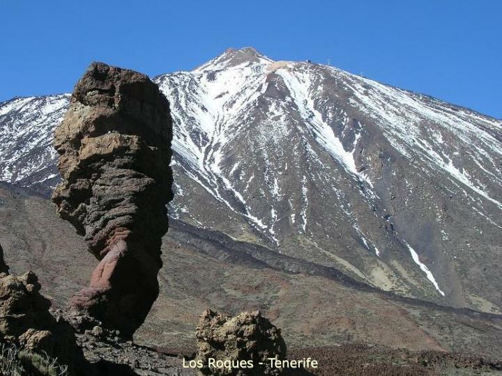 Los Roques - Tenerife