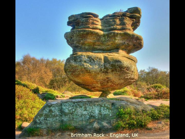 Brimham Rock - England, UK