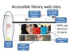 accessible library web sites2